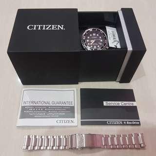 Citizen Promaster Ecodrive