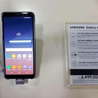 Samsung A8 Kredit Free Sandisk 32GB