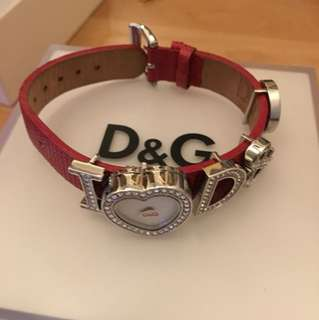 D&G 手錶