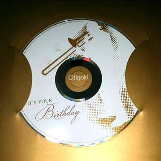 """RARE - BN """"It's Your Birthday"""" CD For Sale"""