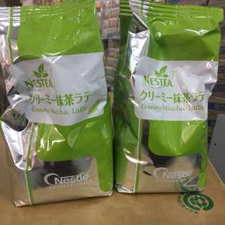 (大量) Nestea Creamy Maccha Latte 抹茶粉 600g (最少購買2包)
