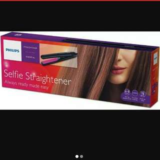 Selfie Hair Straightener