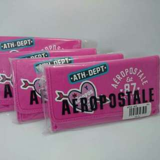 Aeropostale Trifold Wallets (pink)