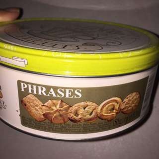 Imported Butter cookies 150g