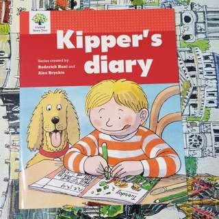 Oxford Story Tree: Kipper's Diary