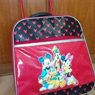 Mickey Mouse Strolley bag for kids