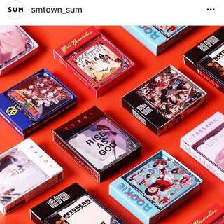 [RUSH GO] SM ARTIST 'Kihno Kit' TVXQ GIRLS' GENERATION SNSD TAEYEON f(x) EXO RED VELVET NCT DREAM