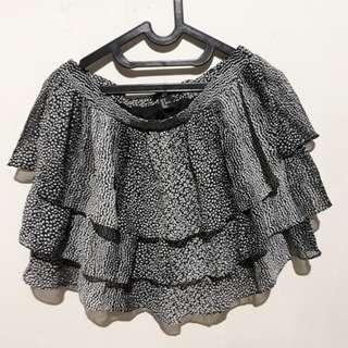 H&M Cute Mini Skirt