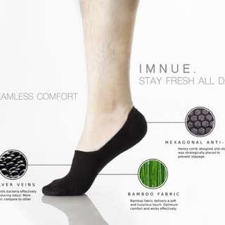 Imnue odourless socks