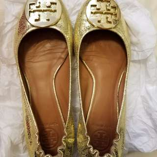 Tory Burch Shoes 95%new(wear twice only)