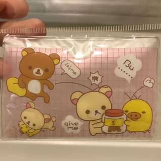 Rilakkuma card holder no. 12