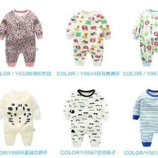 3 Set Jumpsuit Baby (Can mix design)