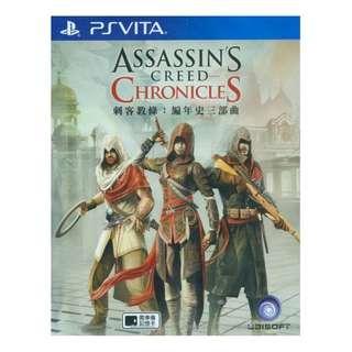 Ps Vita Assassin Creed  Chronicles