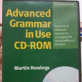 Advanced Grammar in Use光碟