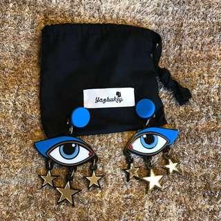 法國品牌Yazbukey夾耳環