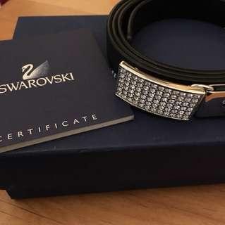 Swarovski 全新女裝皮帶