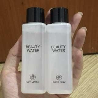 Beauty water son&park