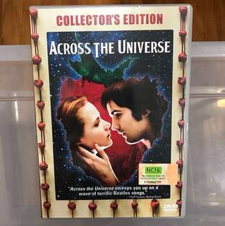 Across the Universe (2 DVD Collector's Edition)
