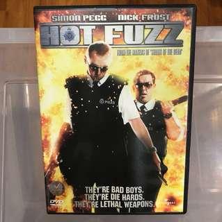Hit Fuzz DVD