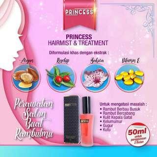 Promo Princess Hair Mist