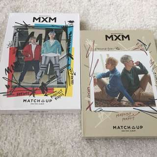 [ReadyStock] MXM - Match Up
