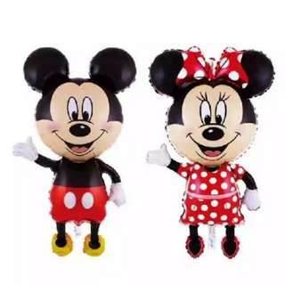 Mickey Mouse Balloons