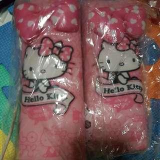 Hello Kitty sit belt