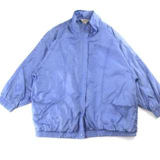 Vintage Reflective Windbreaker