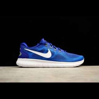Nike Free RN 2017 Blue