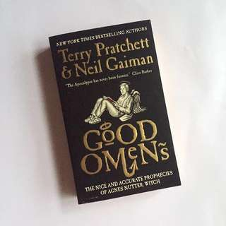 Good Omens - Terry Prachett & Neil Gaiman
