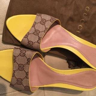 Gucci 涼鞋