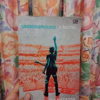 Novel Underground