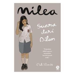 MILEA ( SUARA DARI DILAN ) - PIDI BAIQ
