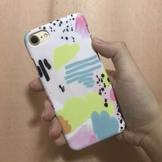 Colourful Case Iphone 7
