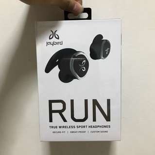[BRAND NEW] Jaybird Run True Wireless Sport Headphones