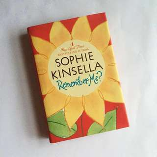 Remember Me? (Hardcover) - Sophie Kinsella