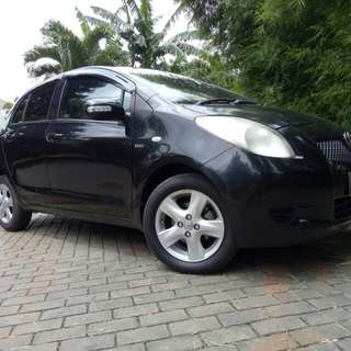 Yaris E 2007 AT Dp 12jt
