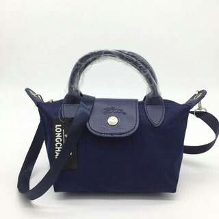 Longchamp mini sling bag