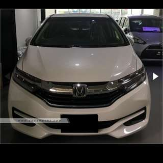 Honda Shuttle Hybrid Brand New