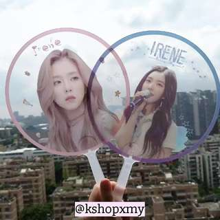 Red Velvet Irene Hand Fan