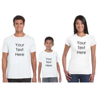 Customized Shirt Designs