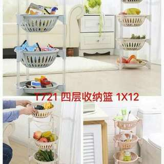 Fruit/vegetable organizer