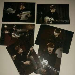 Day6 Sungjin Daydream Concert Postcard