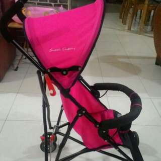 Baby Stroller Travel (Sweet Cerry)
