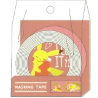 Pokemon Center POKÉ DAYS Pikachu  Masking tape PD Pink Pre-Order)