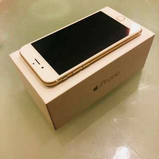 Iphone 6 gold my set