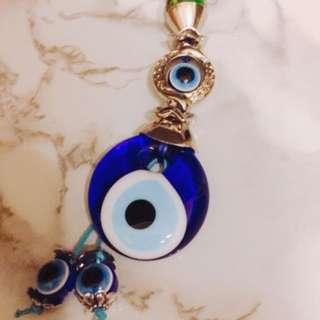 🚚 土耳其藍眼睛