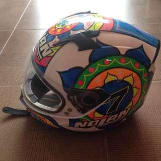 Helm Nolan N64 Davies Sepang