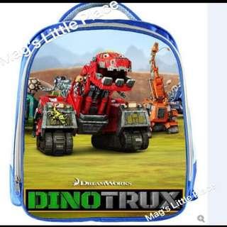 PO Dinotrux Bag