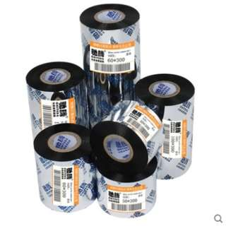Thermal Transfer Carbon Wax Resin Ribbon Printer Godex Sato Zebra